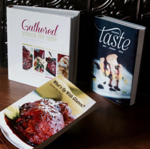 Examples of Michelle Manzoni's Cookbook Photography